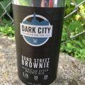 Dark City Bond Street Brownie