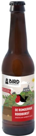 Bird De Rumoerige Roodborst