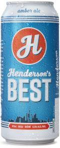 Henderson Henderson's Best