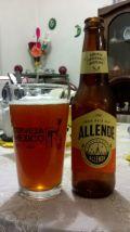 Cerveceria Allende IPA India Pale Ale