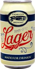 Cigar City Tampa-Style Lager