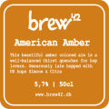 Brew42 American Amber 2016