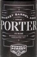 Powell Whiskey Barrel Porter