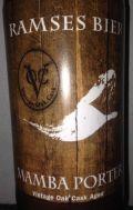 Ramses Bier Mamba Porter VOC (Vintage Oak Cask Aged)
