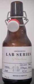 Lab Series by Pedro Sousa - Belgian Dark Strong Ale (2008)