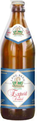 Lang Bräu Freyung Export Dunkel