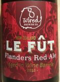 8 Wired Le Fut Flanders Red Ale