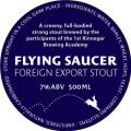 Kinnegar Flying Saucer