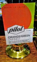 Pilot Beer Orange / Green