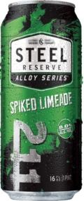 Steel Reserve Alloy Series Spiked Limeade 211
