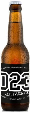 Uiltje 023 Pale Ale