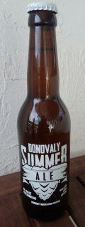 Donovalsky pivovar Summer Ale 10%