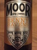 Moor Benny Havens SWBA [Scotch Whisky Barrel Aged]