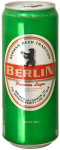 Berlin Lager Beer
