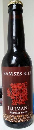 Ramses Bier Illimani Espresso Porter