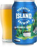 Vancouver Island Brewing Islander Lager