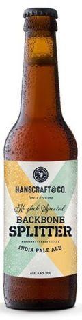 Hanscraft & Co. Backbone Splitter Kazbek Special