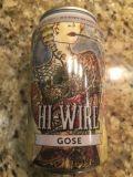 Hi-Wire Gose