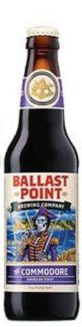Ballast Point The Commodore - Cinnamon Raisin