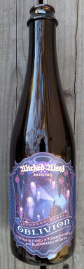 Wicked Weed Bourbon Barrel Oblivion