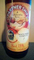 Heavy Seas / Maine Beer Partner Ships Red IPA