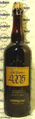 Unibroue Édition 2005