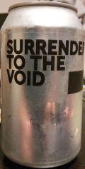 Whiplash Surrender to the Void