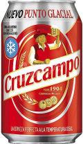 Cruzcampo Cerveza Pilsen / Pilsner