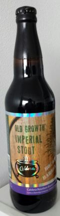 Caldera Old Growth Bourbon Barrel Aged Imperial Stout