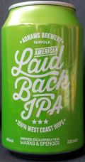 Marks & Spencer American Laid Back IPA