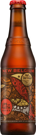 New Belgium /  Hof Ten Dormaal Lips of Faith - Golden Ale