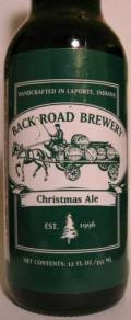 Back Road Christmas Ale 2004