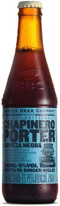 Bogotá Beer Company (BBC) Chapinero Porter
