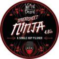 Weird Beard Spreadsheet Ninja Citra (4.8%)