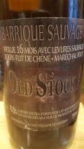 L'Hermite Old Stock Ale (Maréchal Foch)