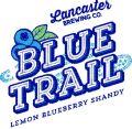"""Blue Trail"" Lemon Blueberry Shandy"