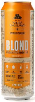 Volfas Engelman Blond