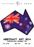 Victory Art Brew Abstract Art #04