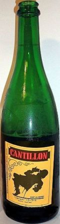 Cantillon Gueuze (2-3-4 year old blend)