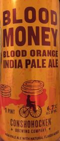 Conshohocken Blood Money IPA