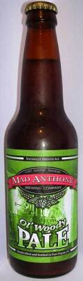 Mad Anthony Ol' Woody Pale Ale