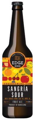 Edge Brewing Sangría Sour