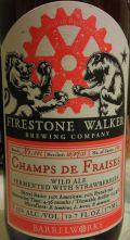 Firestone Walker Champs De Fraises