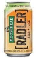 Moosehead [Radler] Beer + Juice