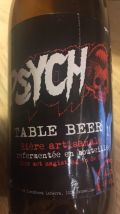 No Science Psycho Table Beer