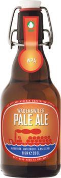 Wädi-Brau-Huus Wädenswiler Pale Ale (WPA)