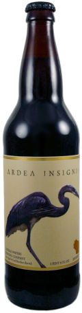 Central Waters Ardea Insignis Imperial Stout