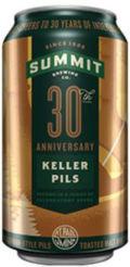Summit 30th Anniversary Keller Pils