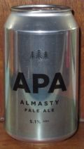 Almasty Pale Ale APA