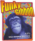 Blue Monkey Funky Gibbon